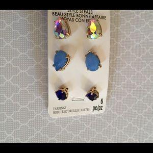 3 Sets of earrings 💎💎